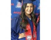 UA-Yuma graduate, commencement speaker espouses gratitude